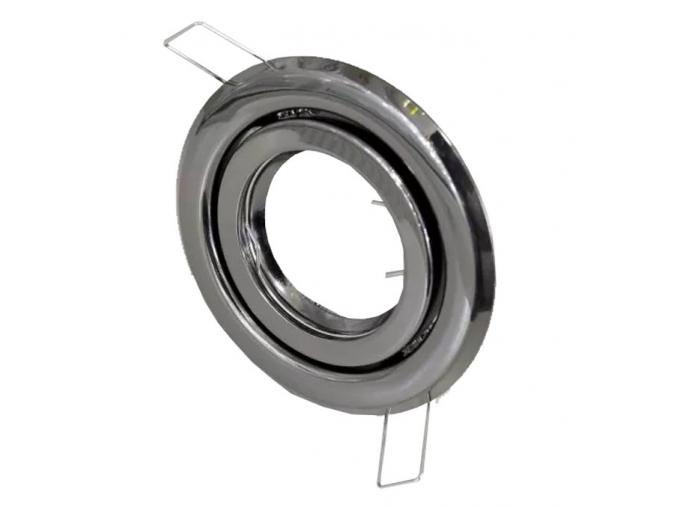 Podhledový rámeček R55-C chrom