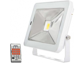 2520 White LED flood light with motion sensor 30W SLIM 4100K 1 NIC