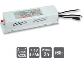 Nouzový modul k panelu LED-GPL44-45W