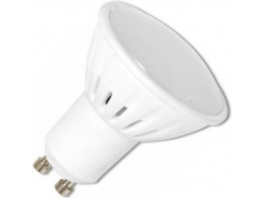 LED žárovka GU10 2W Daisy HP teplá bílá