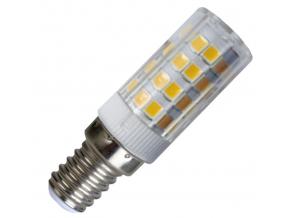 LED žárovka E14 4W LED51 SMD 2835 denní bílá