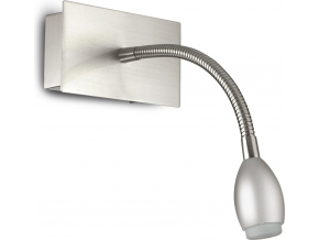 Ideal lux LED orson ap1 nickel max 3w / 31453