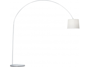 Ideal lux LED Dorsale bianco lampa stojací 5W 12605