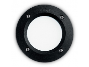 Ideal lux LED leti round fi1 nero max 3w gx53 / 96551
