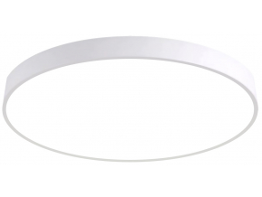 bílý designový LED panel 500mm 36W denní bílá