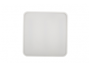 bílý designový LED panel 400x400mm 24W denní bílá
