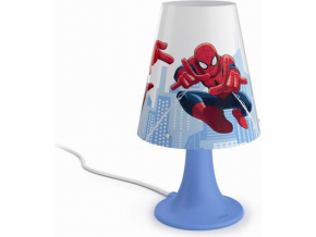 Philips LED Spider Man lampa stolní 2,3W selv 71795/40/16