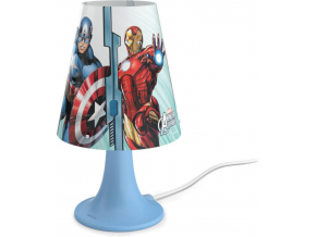 Philips LED Avengers lampa stolní 2,3W selv 71795/36/16