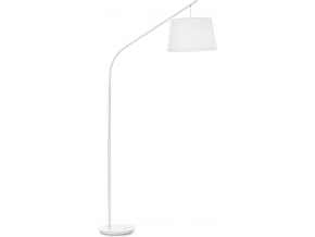 Ideal lux LED daddy pt1 bianco lampa stojací 5W 110356