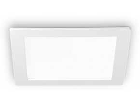 Ideal lux LED groove fi1 20w square max 20w / 124001