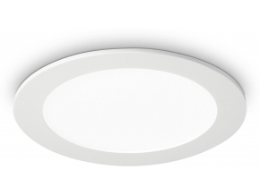 Ideal lux LED groove fi1 30w round max 30w / 124018