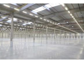 LED zářivkové těleso 120cm + 2x LED zářivka denní bílá 4800lm