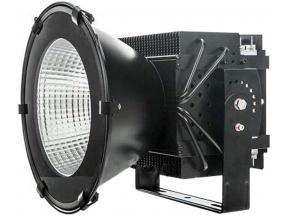 LED průmyslové osvětlení na stadion 20° 1000W denní bílá