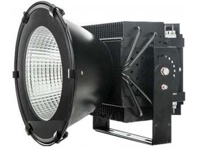 LED průmyslové osvětlení na stadion 30° 1000W denní bílá