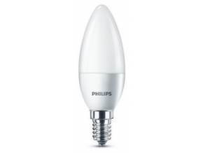 Philips PILA LED CANDLE 6W E14 827 B35 FR ND