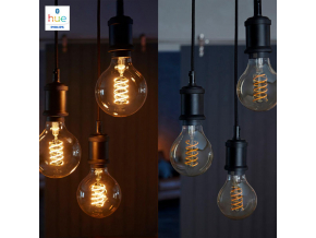 Philips Hue Bluetooth žárovka LED Filament E27 A60 9W 600lm 2200K