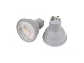LED žárovka GU10 P7WDIM stmívatelná teplá bílá