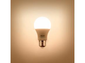 LED žárovka A60 E27 12W teplá bílá