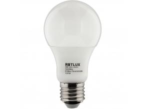 LED žárovka A60 E27 9W denní bílá