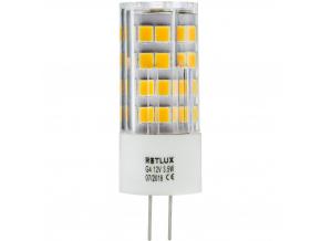 LED žárovka G4 3,5W LED 12V teplá bílá