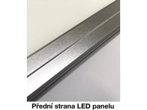 Stmívatelný podhledový LED panel RGB 300 x 1200 mm 30W