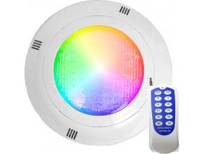 LED bazénové světlo RGB PAR56 24W 24V s ovladačem