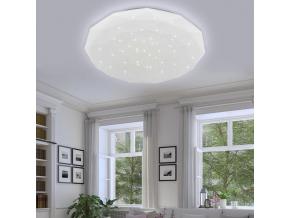 stropní LED svítidlo Diamant 24W denní bílá