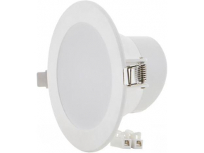 Vestavné kulaté LED svítidlo 10W 115mm denní bílá IP63