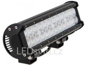LED pracovní světlo 72W BAR2 10 30V