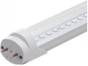 LED zářivka 90cm 14W čirý kryt denní bílá