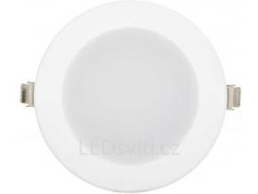 Vestavné kulaté LED svítidlo 15W 145mm teplá bílá IP63