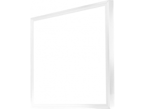 bílý LED panel s rámečkem 600 x 600mm 48W teplá bílá