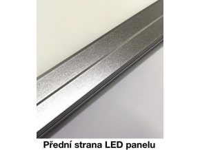 Závěsný LED panel RGB 300 x 1200 mm 30W