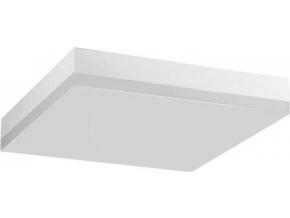 Bílé LED svítidlo stropní smart s čtverec 12W teplá bílá