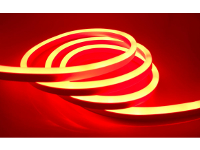 LED neon pásek 9W/m červená