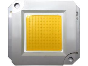 LED COB čip pro reflektor 80W teplá bílá