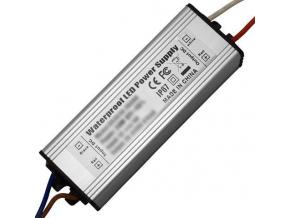 Napájecí zdroj pro LED reflektor 50W