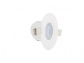 Bílé vestavné podhledové LED svítidlo jimmy 7W denní