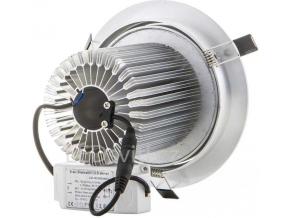 LED vestavné bodové svítidlo 7x 1W denní bílá
