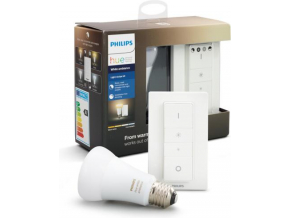 Philips HUE LED žárovka E27 9,5W 806lm 3000-6000K + dimmer switch-1