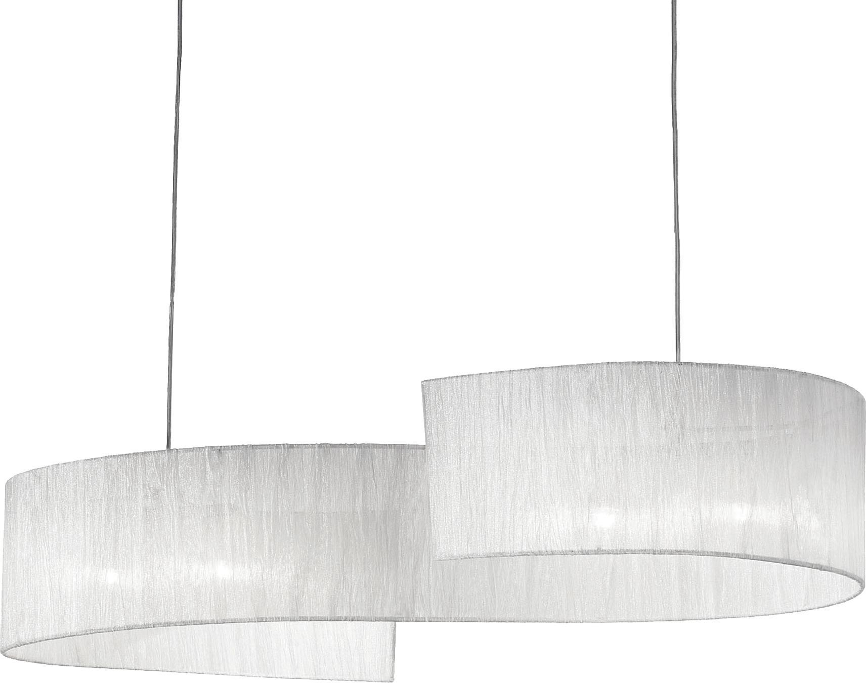 Ideal lux LED nastrino sp4 Pendelleuchten 4x4,5W 88631
