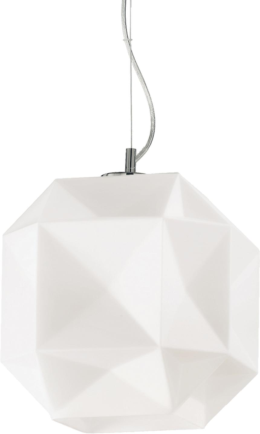 Ideal lux LED diamond sp1 medium Pendelleuchten 5W 22505