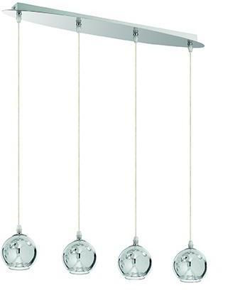 Ideal lux LED discovery sb4 small Pendelleuchten 4x4,5W 74924
