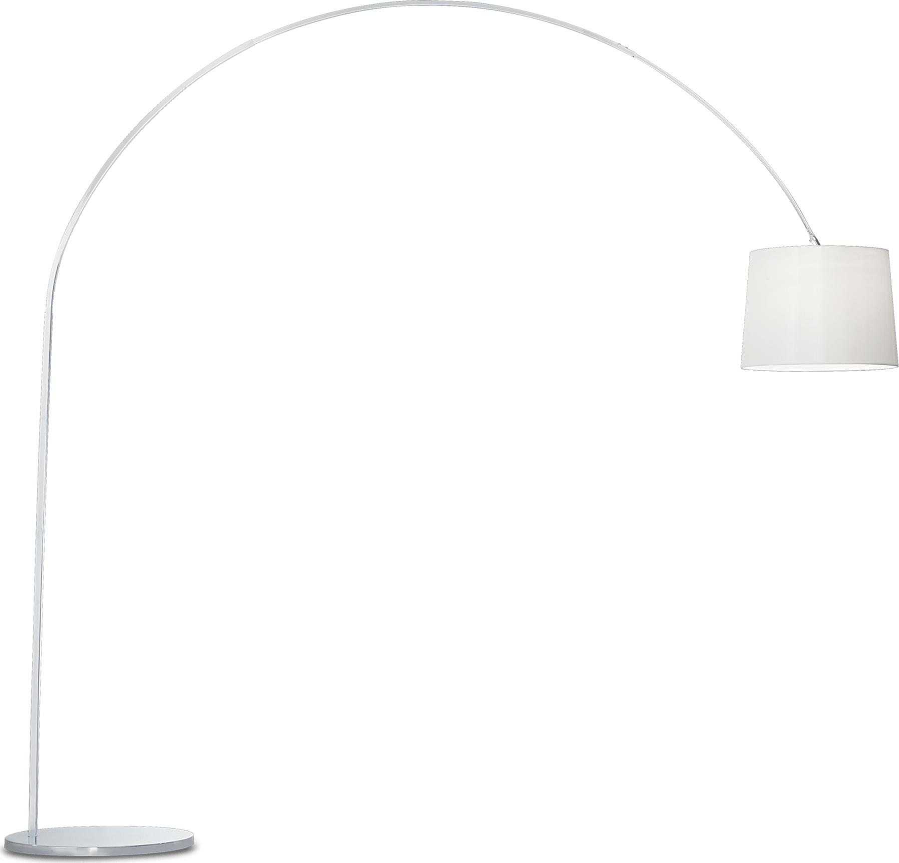 Ideal lux LED Dorsale bianco lampa stolná 5W 12605