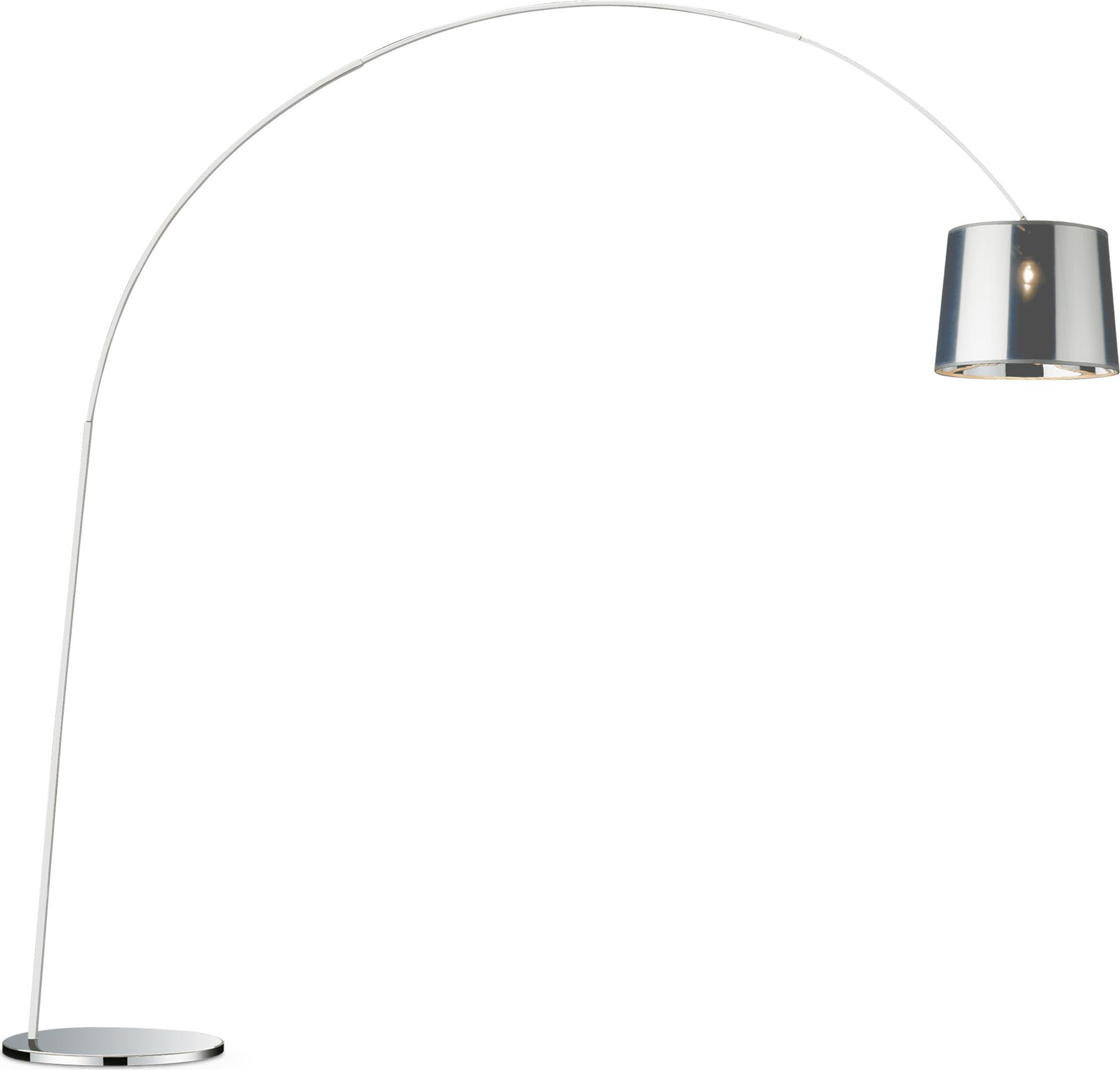 Ideal lux LED Dorsale Cromo lampa stolná 5W 5126