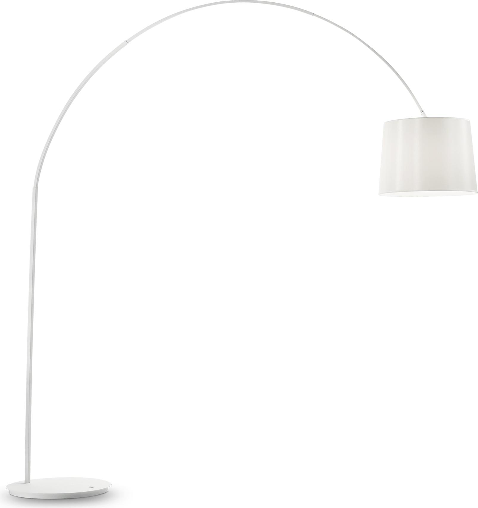 Ideal lux LED Dorsale total white lampa stolná 5W 95127