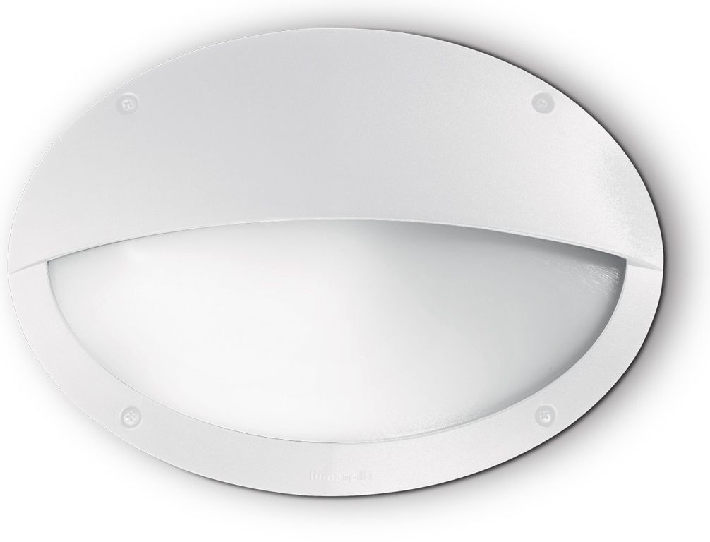 Ideal lux LED maddi-2 ap1 bianco wand lampe 5W 96735