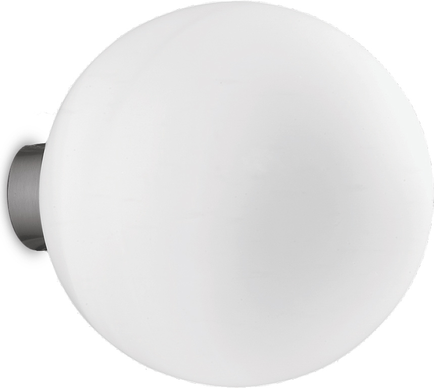 Ideal lux LED mapa bianco ap1 d15 wand lampe 4,5W 59808