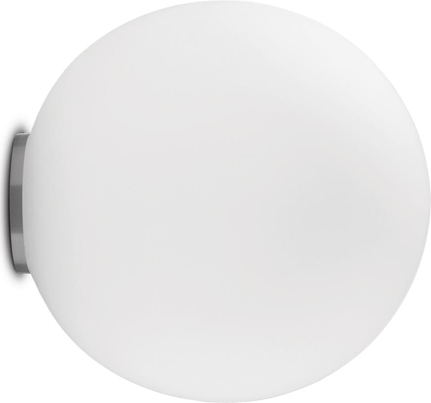 Ideal lux LED mapa bianco tl1 d20 wand lampe 5W 9155