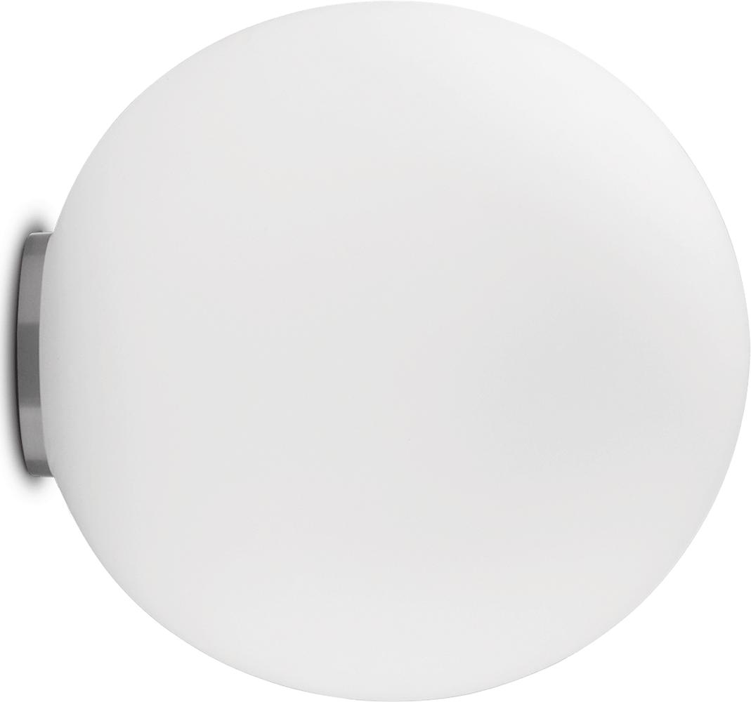 Ideal lux LED mapa bianco tl1 d30 Wandleuchte 5W 9131